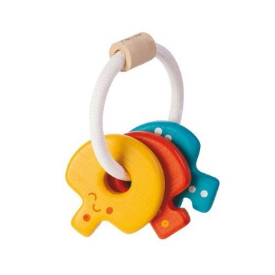 Plan Toys BabyキーRattle by PlanToys