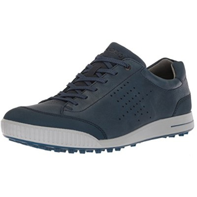 [エコー] ゴルフシューズ ECCO Golf Street Retro Denim Blue/Denim Blue EU 43(27.5 cm) 3E