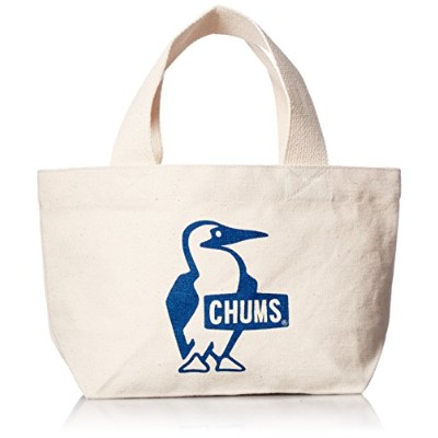 [チャムス]CHUMS Booby Mini Canvas Tote Blue