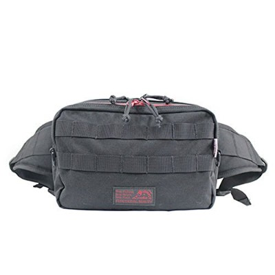 "LINHA(リーニア) BODY BAG""ULTIMATE"" MSB-20 BLACK(ブラック)"