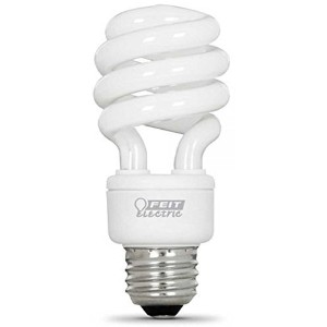 Feit Electric ESL13T/ECO/41K 60-Watt Equivalent Twists CFL Bulb by Feit Electric