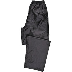 Portwest S441BKRL Portwest Rain Trouser44; Black44; Large