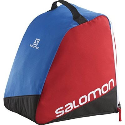 SALOMON(サロモン) スキーブーツバッグ ORIGINAL BOOT BAG BRIGHT RED×UNION BLUE×BLACK L36290500