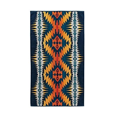 (ペンドルトン) Pendleton JACQUARD TOWEL XB233 Night Dance F