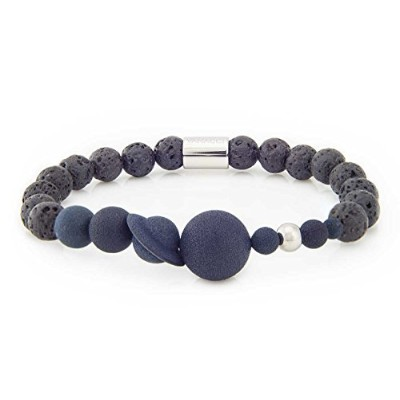 (6.5 inches) - Vanacci Solaris Meteor Bracelet - Capture And Enhance The Life Of Your Favourite...