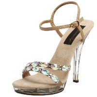 Benjamin Walk 910MO_09.0 Austria Shoes in Taupe with Stones - Size 9