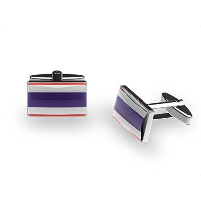 Thailand Flag Cufflinks