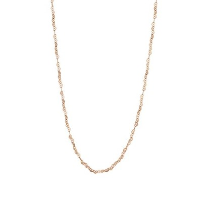 ペンダントNomination Women Yellow Gold Chain Necklace - 146522/002[並行輸入]