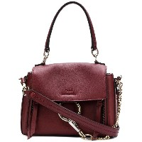 Chloé Faye small shoulder bag - レッド