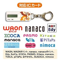 nocoly key holder [Disney Ver.] (チップ&デール) BP-NOKH/CD