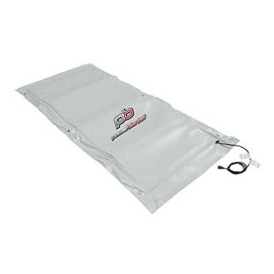 Powerblanket Xtreme eh0310g高ワット密度Ground Thawing Blanket – エポキシ樹脂硬化毛布、3 ' x 10 ' Heated寸法、4 ' x 11 '...