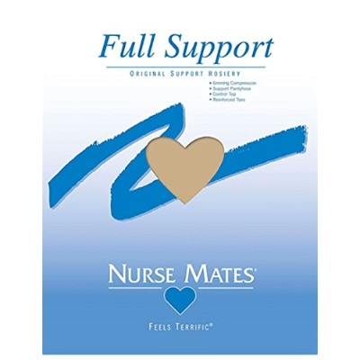 Nurse Mates Nearly Nude Full Support Pantyhose Size C by Nurse Mates