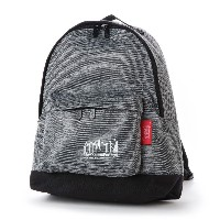 マンハッタンポーテージ Manhattan Portage SKYLINE AIR KNIT Big Apple Backpack JR (Black) レディース メンズ