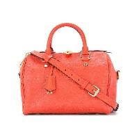 Louis Vuitton Pre-Owned Speedy 25 Bandouliere 2way ハンドバッグ - イエロー