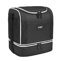 Kato Insulated Lunchバッグ、Freezableポータブル弁当クーラーTotes for Men、デュアルコンパートメントwith Shoulderストラップ The size...