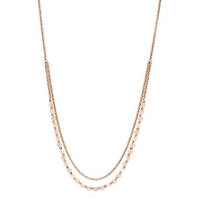ペンダントFossil Women Chain Necklace - JA6918791[並行輸入]