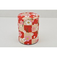 Japanese Paper Tea Canister Teaコンテナ