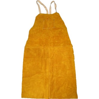 US Forge 99406 Leather Welding Apron with 42 in. Bib