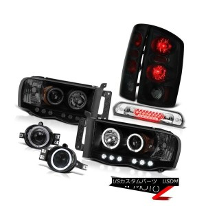 テールライト 02-05 Ram Projector DRL Headlights Reverse Tail Lights Fog Euro Third Brake LED 02-05ラムプロジェクタ...
