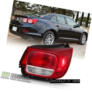 テールライト NEW 2013-15 Chevy Malibu [NON-LED] Tail Light Brake Lamp Outer Passenger Side RH NEW 2013...