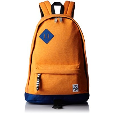 [チャムス] CHUMS デイパック Classic Day Pack Sweat Nylon CH60-0681-D006-00 D006 (H・Orange/Navy)