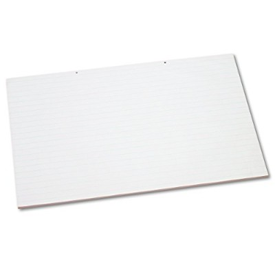 Primary Chart Pad w/1in Rule, 24 x 36, White, 100 Sheets/Pad (並行輸入品)