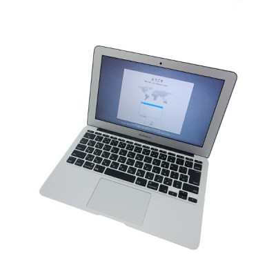 【Apple】アップル『MacBook Air 1300/11.6』MD712J/A Mid 2013 256GB Moutain Lion ノートPC【中古】b03e/h06A