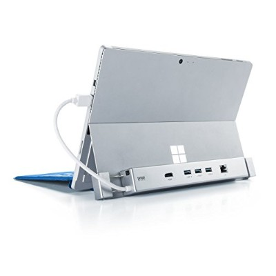 サンワダイレクト Surface用 ドッキングステーション Surface3/Pro3/Pro4/Pro 2017/Surface Pro LTE Advanced専用 HDMI USB3.1...