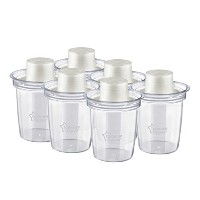 Tommee Tippee, Closer to Nature, Formula Dispensers, 6 Dispensers