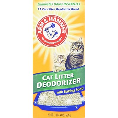 Arm & Hammer Cat Litter Deodorizer, 20 oz by Arm & Hammer