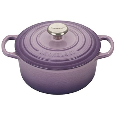 Le Creuset Signature Provence Enameled Cast Iron 2 Quart Round French Oven