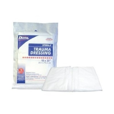 Trauma Dressing 10x30 - Package of 1 by SUPPLIES