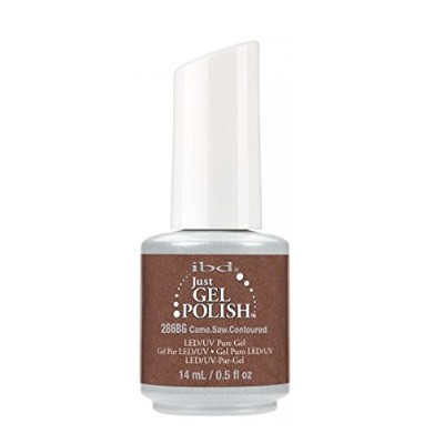 ibd Just Gel Polish - Peach Palette Collection - Came. Saw. Contoured - 14 ml / 0.5 oz