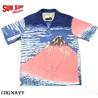 "No.SS37917 SUN SURF × 北齋SPECIAL EDITION""凱風快晴"""