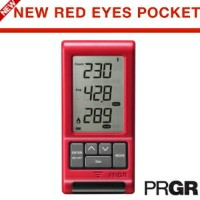 PRGR【プロギア】マルチスピード測定器 NEW RED EYES POCKET★【NEW-REDEYES-POCKET】