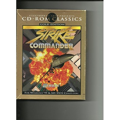 Strike Commander: Gold Edition (輸入版)