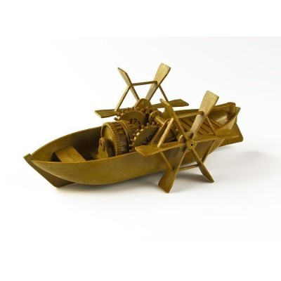 Academy Da Vinci Paddle Boat, Model: 18130, Toys & Play by Kids & Play