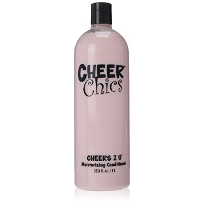 by CHEERS 2 U MOISTURIZING CONDITIONER 33.8OZ by Cheer Chics