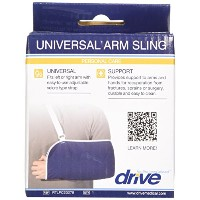 Drive Medical Universal Arm Sling, Blue by Drive Medical