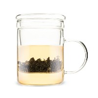 BlakeガラスTea Infuser Mug by Pinky Up