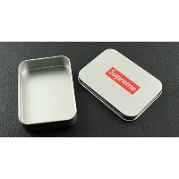 Supreme Tin Containersクラフト装飾メタルTrinketボックスギフトセットクリエイティブPersonalized 3パック