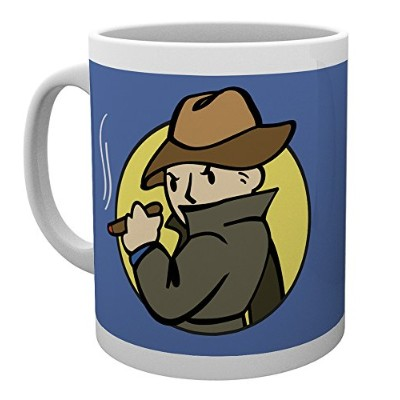 Gb Eye Limited Gb Eye Ltd Gb Eye, Fallout, Mysterious Stranger, Mug, Various