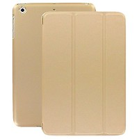 (iPad Air 1st Gen, Gold) - iPad Air Case - KHOMO DUAL Super Slim Gold Cover with Rubberized back...