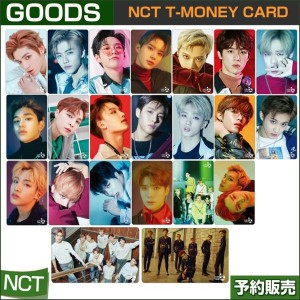 NCT T-MONEY CARD -2 韓国 交通カード / SEVEN ELEVEN  /1次予約/送料無料