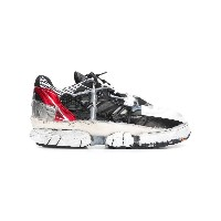Maison Margiela melted detail sneakers - ホワイト