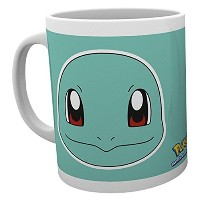 "Gb Eye ""pokemon, Squirtle Face"" Mug, Multi-colour"