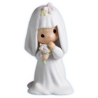 Precious Moments Bride Figurine by Precious Moments [並行輸入品]