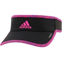 アディダス サンバイザー adidas SuperLite Visor Black/Subdued Print