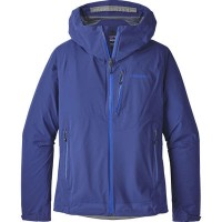 パタゴニア レインコート Stretch Rainshadow Jacket Cobalt Blue