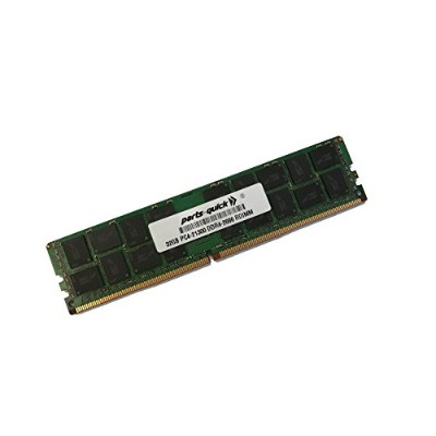32GB Memory for レノボ ThinkStation P510 タワー Workstation DDR4 2666MHz RDIMM (PARTS-クイック BRAND) (海外取寄せ品)